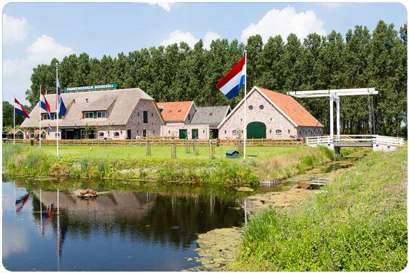 Pannenkoekenboerderij De Hooiberg Leiderdorp